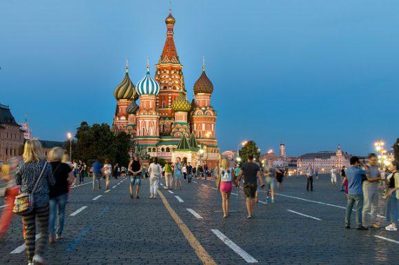 keeleõpe Türil, vene keel Moskva punane väljak