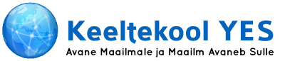 Keeltekool yes logo